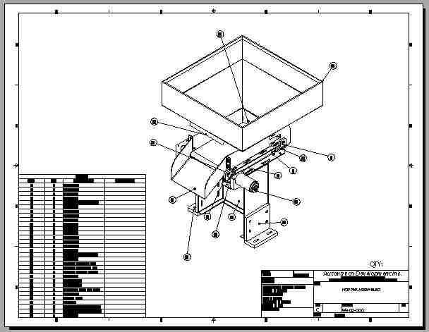 hopper diagram machine design